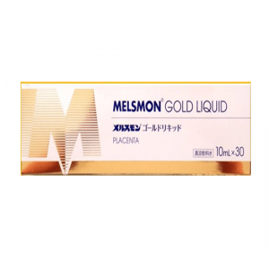 Melsmon gold liquid placenta 10mlx30