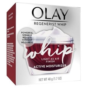 Olay Regenerist WHIP Light As Air Finish Active Moisturizer 48g
