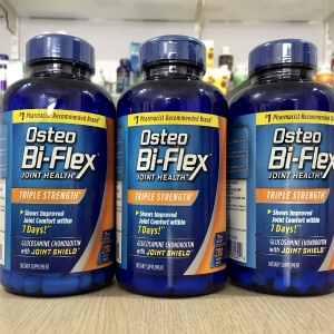 Osteo bi flex joint health triple strength 200 viên